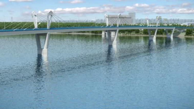 Отчитываться о ходе строительства нового моста через р. Зея подрядчик будет еженедельно