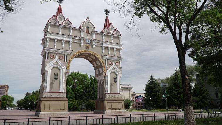 В Благовещенске готовятся к празднованию Дня России