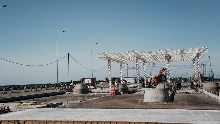 Открытие международного моста через Амур зависит от эпидобстановки. Примерный срок — конец августа