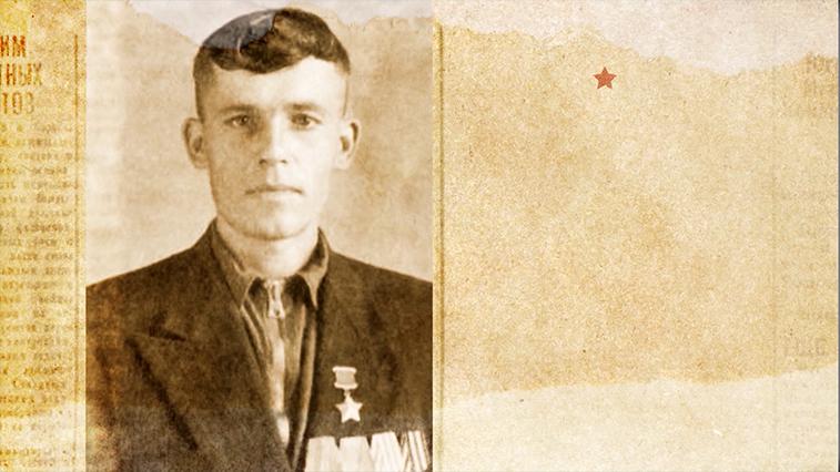 «Спасибо за мир!»: Романюк Николай Иванович 1922 г.р., сержант