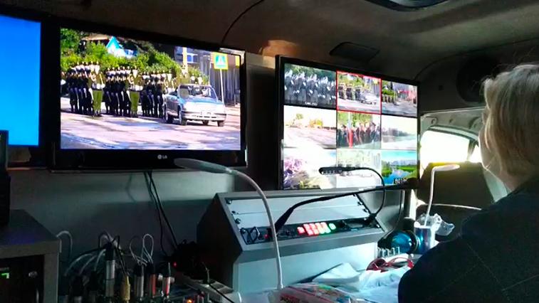 ГТРК «Амур» организует трансляцию парада Победы, который пройдет 24 июня в Белогорске