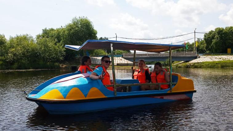 Летние каникулы в «Колоске» проведут больше сотни ребят из интернатов Амурской области