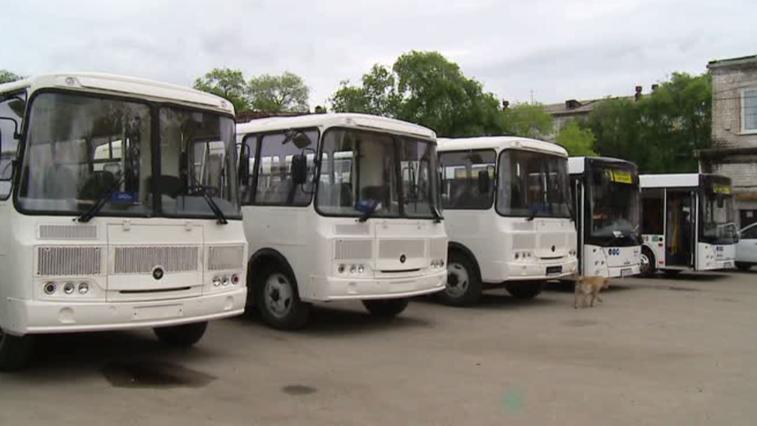 Губернатор Василий Орлов объявил о покупке новых автобусов для перевозки людей в городах и районах