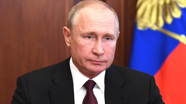 В. Путин: бороться и победить можно только всем вместе