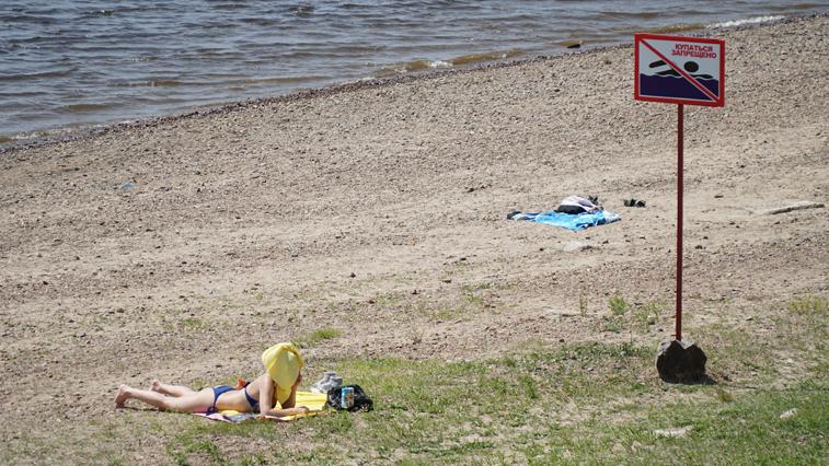 С начала года в водоемах Амурской области утонуло шесть человек