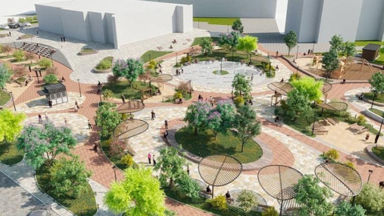 Проект по благоустройству территории в микрорайоне Благовещенска скорректируют ради деревьев