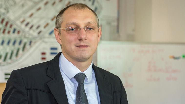 Новым министром строительства и архитектуры в Амурской области назначен Николай Сибиряков