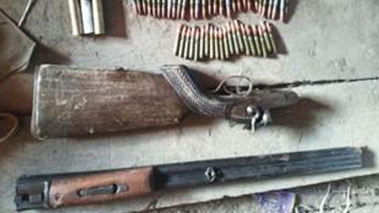 Пограничное управление ФСБ России по Амурской области пресекло нарушения в обращении с оружием