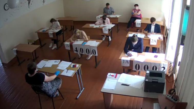 ЕГЭ по русскому языку сегодня сдавали амурские выпускники