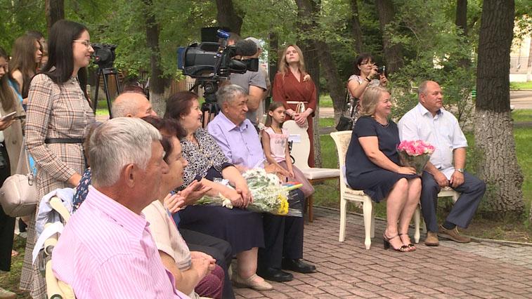 70 амурских семей получили медали «За любовь и верность»