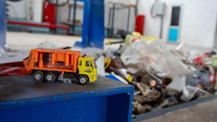 В Приамурье заработает мусоросортировочный завод