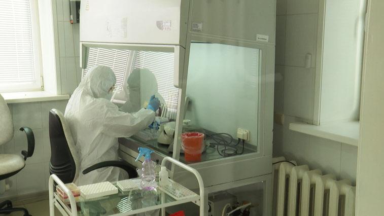 В области откроются дополнительные ПЦР-лаборатории