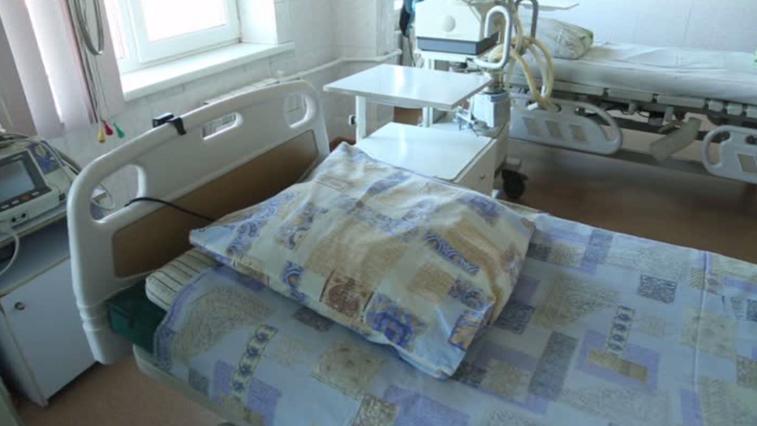 Коечный фонд в амурских госпиталях загружен на три четверти