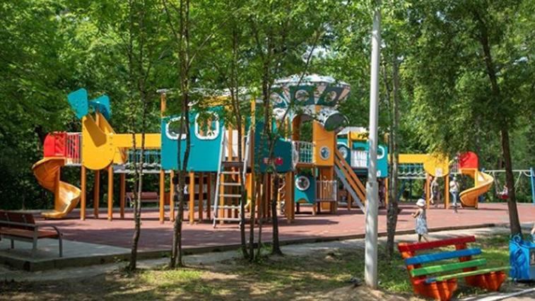 17 июля в Благовещенске откроется инклюзивная детская площадка