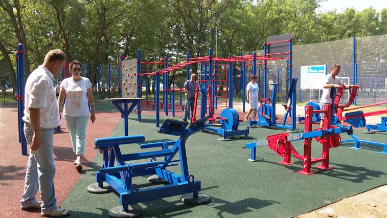 Доступный спорт: В Мазановском районе открылась площадка для сдачи норм ГТО