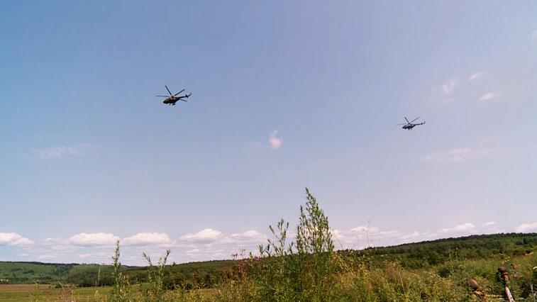 Армейцы ВВО разгромили условного противника на амурском полигоне Трёхречье