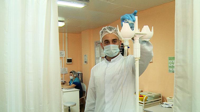 Выпускники АГМА выбирают для работы больницы нашей области
