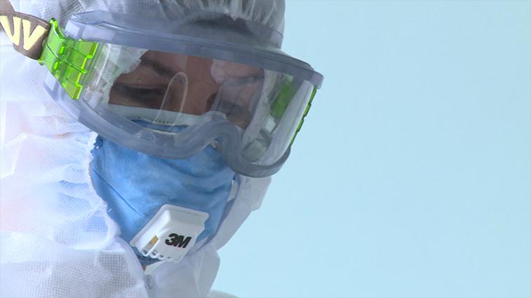 Плюс 44: в области сильно увеличилось инфицирование пенсионеров коронавирусом