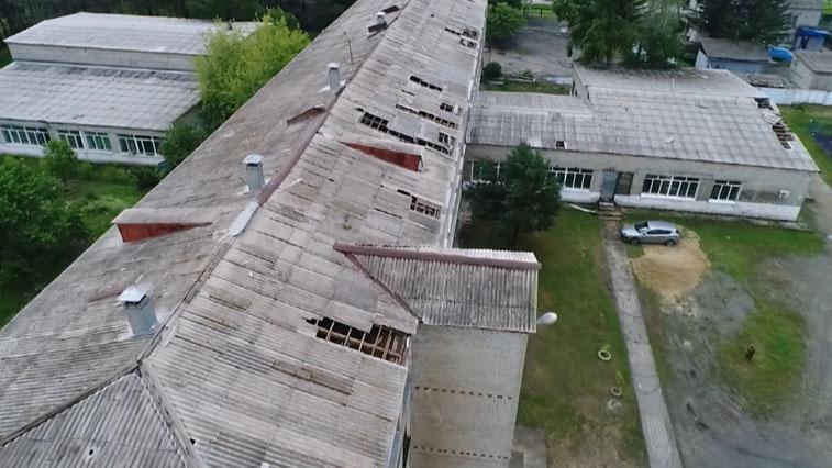 Спасатели завершили работы по ликвидации последствий урагана в Октябрьском районе