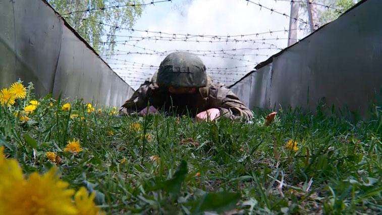 Тренировочные комплексы психологической подготовки для амурских военных будут применять регулярно