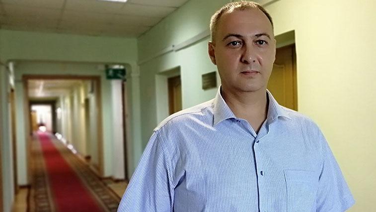Дмитрия Островского назначили заместителем министра здравоохранения Амурской области