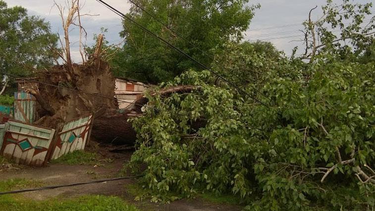 «Ростелеком» в Амурской области восстанавливает связь после стихии