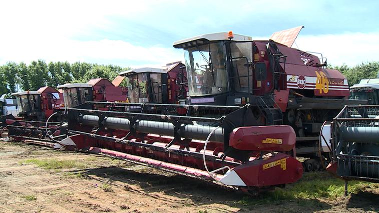 Как отремонтируешь комбайн, так и пожнёшь урожай — амурские хозяйства проходят проверку техники перед уборочной