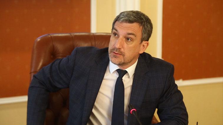 Ход строительства моста через Зею оценил губернатор Василий Орлов