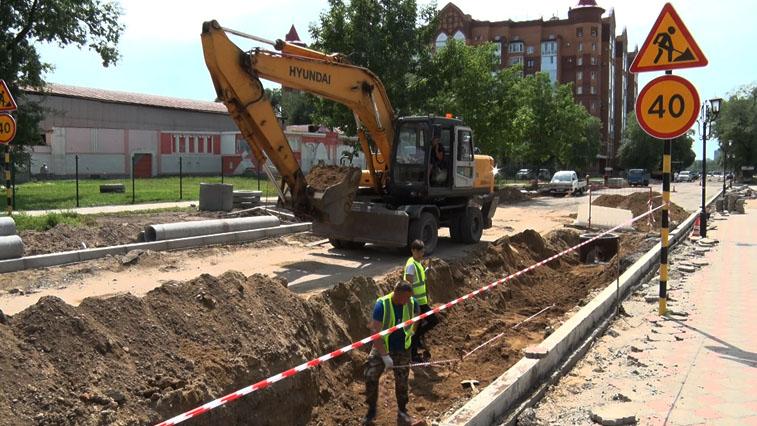 Благовещенские общественники следят за ремонтом дорог