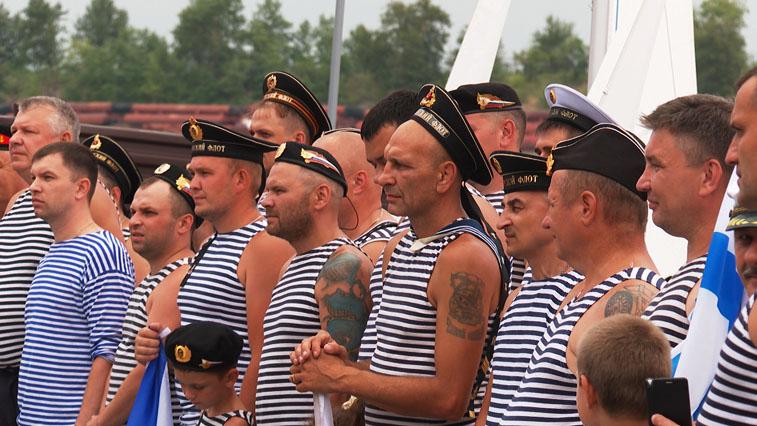 Приамурье отметило День военно-морского флота