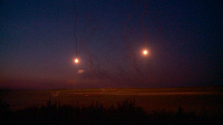 Ночной бой: амурские военные потренировались сражаться в темное время суток