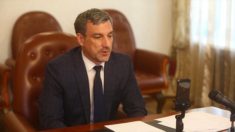 Василий Орлов ответит на вопросы амурчан