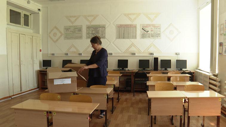 «Точка роста» в школе Сергеевки будет готова к 1 сентября. Школьники начнут осваивать новые технологии