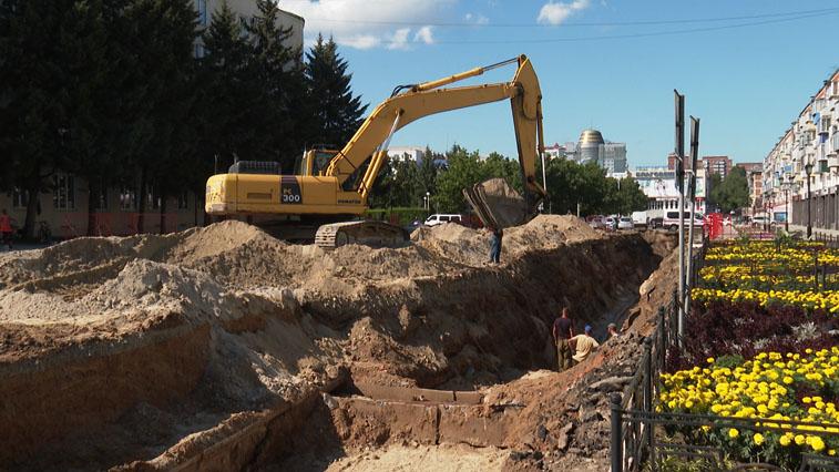 Губернаторская проверка: Василий Орлов проехал по дорожным стройкам Благовещенска