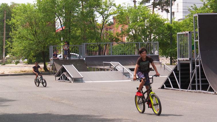 Свободный предлагают сделать комфортным для передвижения велосипедистов