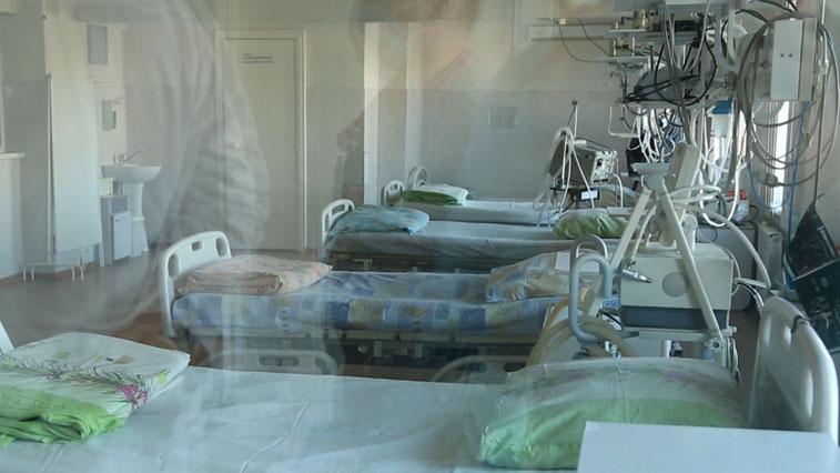 Треть коронавирусных коек в Амурской области сейчас свободны