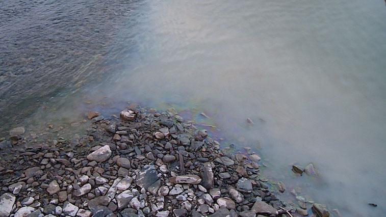 Из-за экологической аварии на Селемдже в Экимчане сегодня объявили режим ЧС. Уже четвертые сутки река загрязнена нефтепродуктами