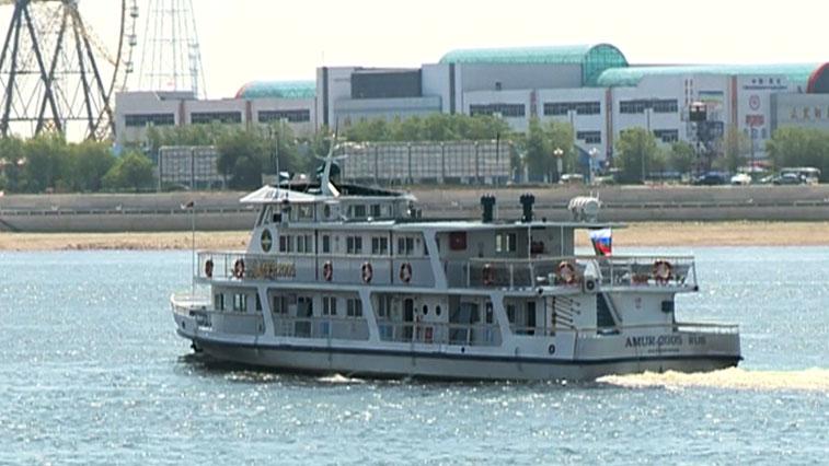 С завтрашнего дня возобновляют прогулочные рейсы на теплоходах по Амуру