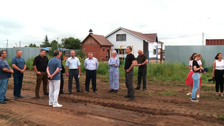 Необычные проекты, которые развивают в районах области, оценил сегодня Василий Орлов