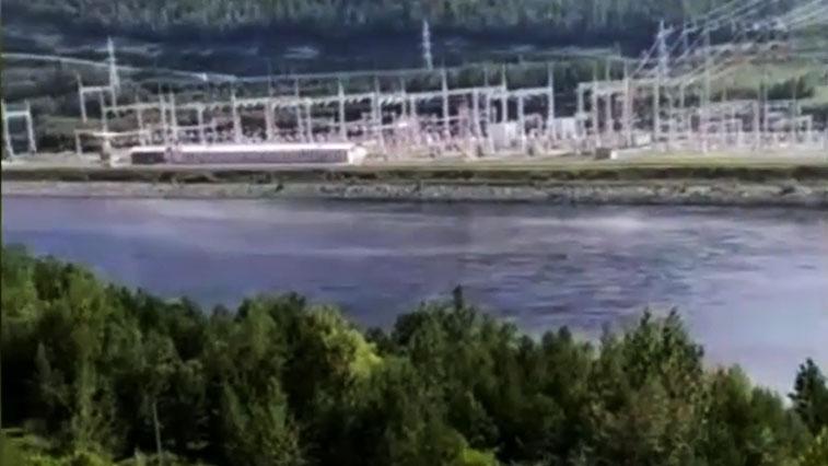 Возле Зейской ГЭС обустроили и открыли смотровую площадку