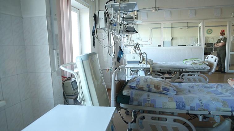 В главном ковидном госпитале Приамурья лечатся больше полутысячи пациентов, 22 в реанимации