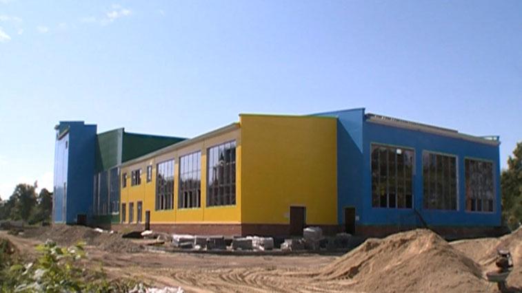В Приамурье хотят построить спортивный центр всероссийского уровня
