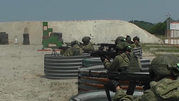 Курсанов ДВОКУ учат по уникальной системе подготовки спецназа