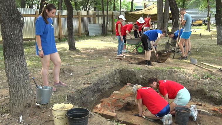 Археологи свернули работы на месте бывшего Шадринского собора в Благовещенске