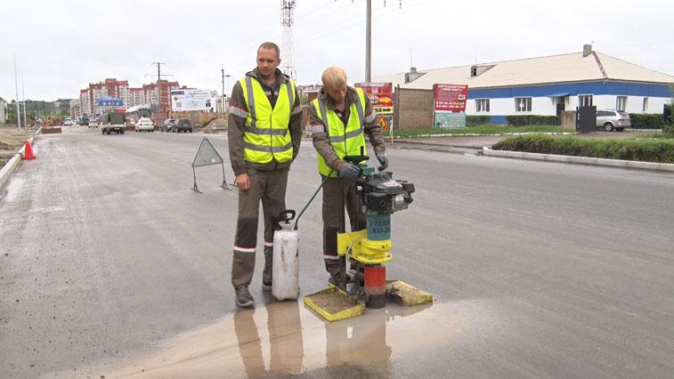 Соответствует ли ГОСТу: Эксперты проверяют качество амурских дорог