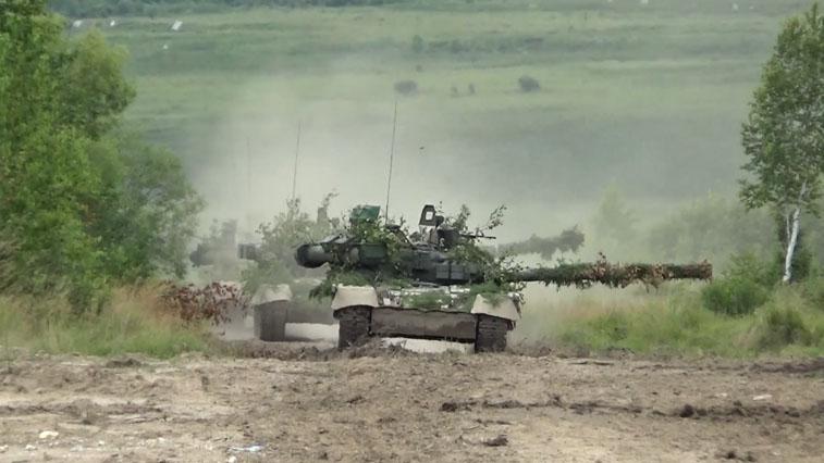 4 тысячи бойцов и 800 единиц техники: В Приамурье и ЕАО прошли крупные учения военных