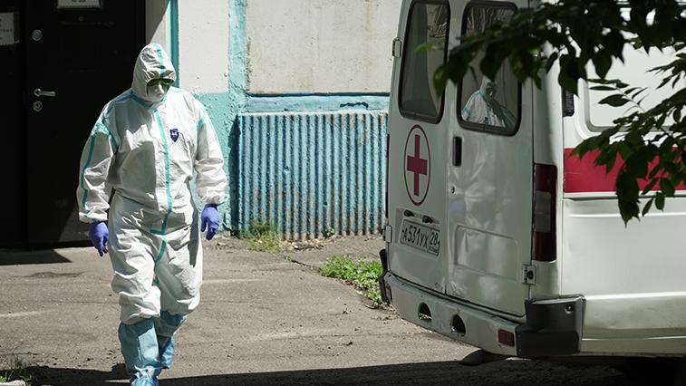 В Амурской области за сутки выявили 21 больного COVID-19