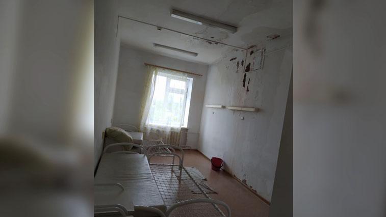 Больница в посёлке Ерофей Павлович нуждается в капитальном ремонте