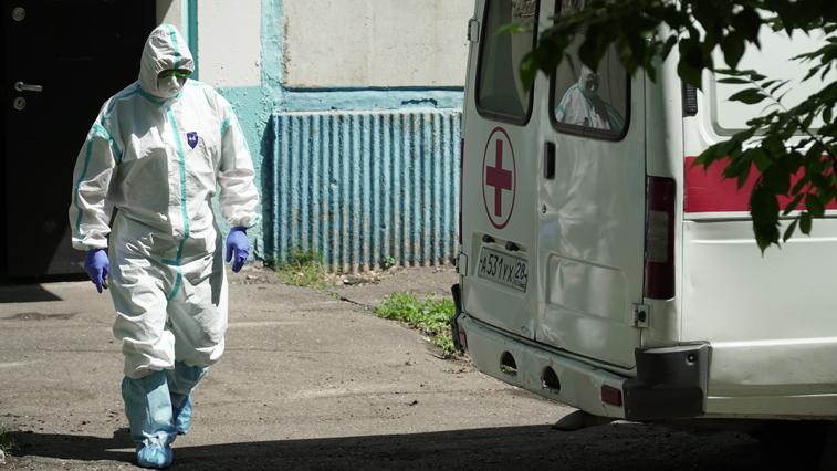 Показатель заболеваемости коронавирусом в Приамурье за прошедшую неделю - самый низкий за 2 месяца
