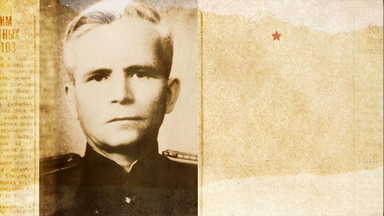 «Спасибо за мир!»: Белов Иван Данилович 1906 г.р., майор